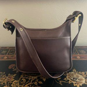 Coach Legacy Leather Bag (Vintage) Brass hardware